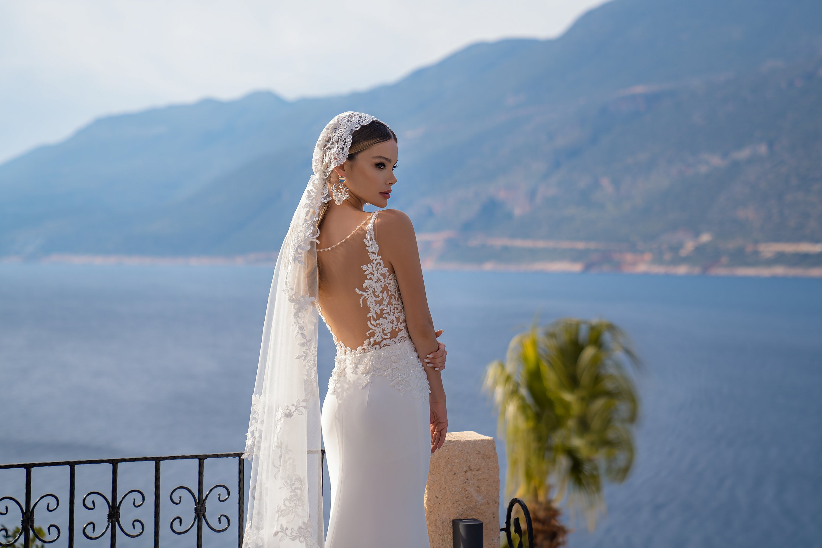 Wholesale strapless wedding dress from supernova-1