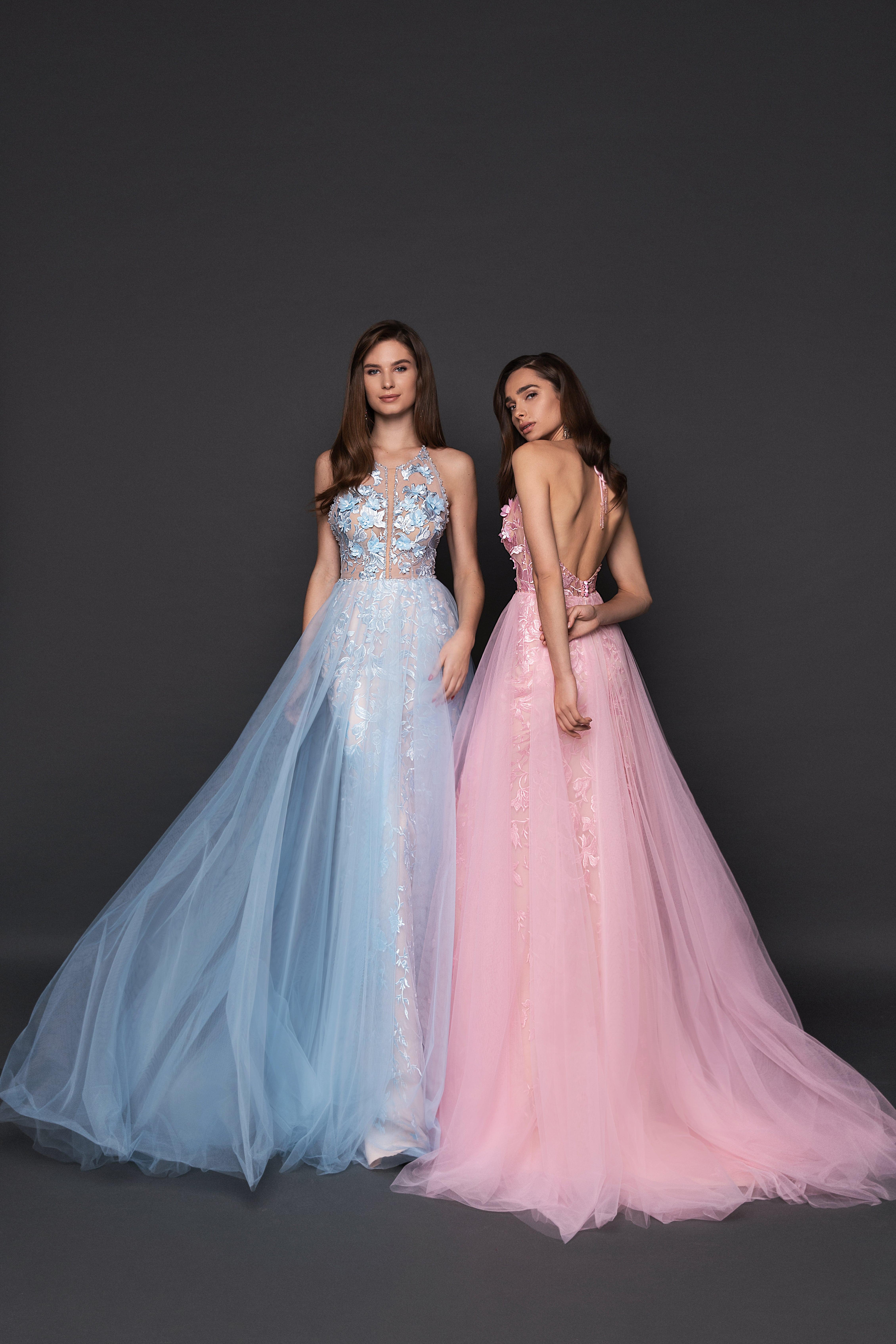 Evening dresses VN-046-1