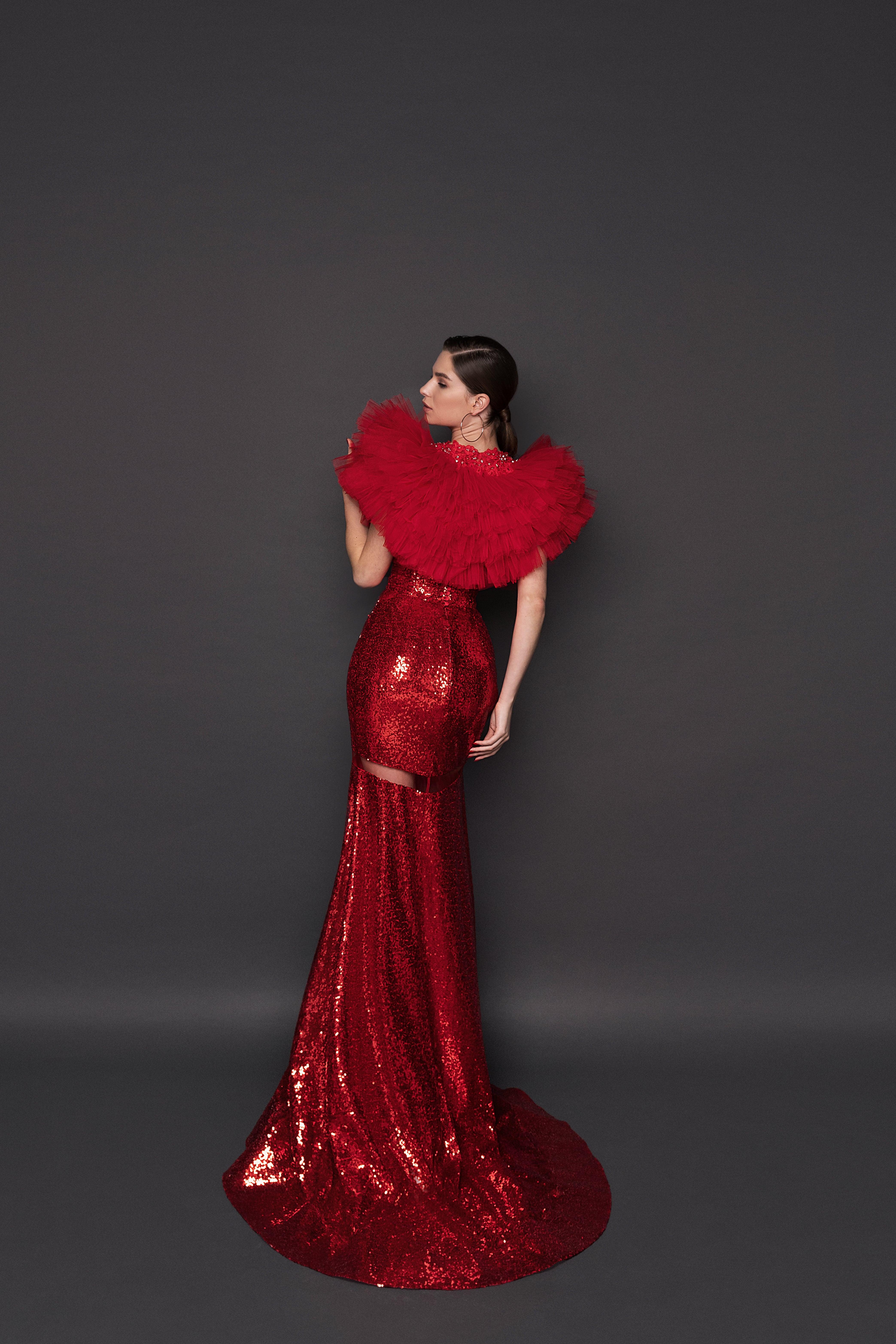 Вечірні сукні VN-048-1