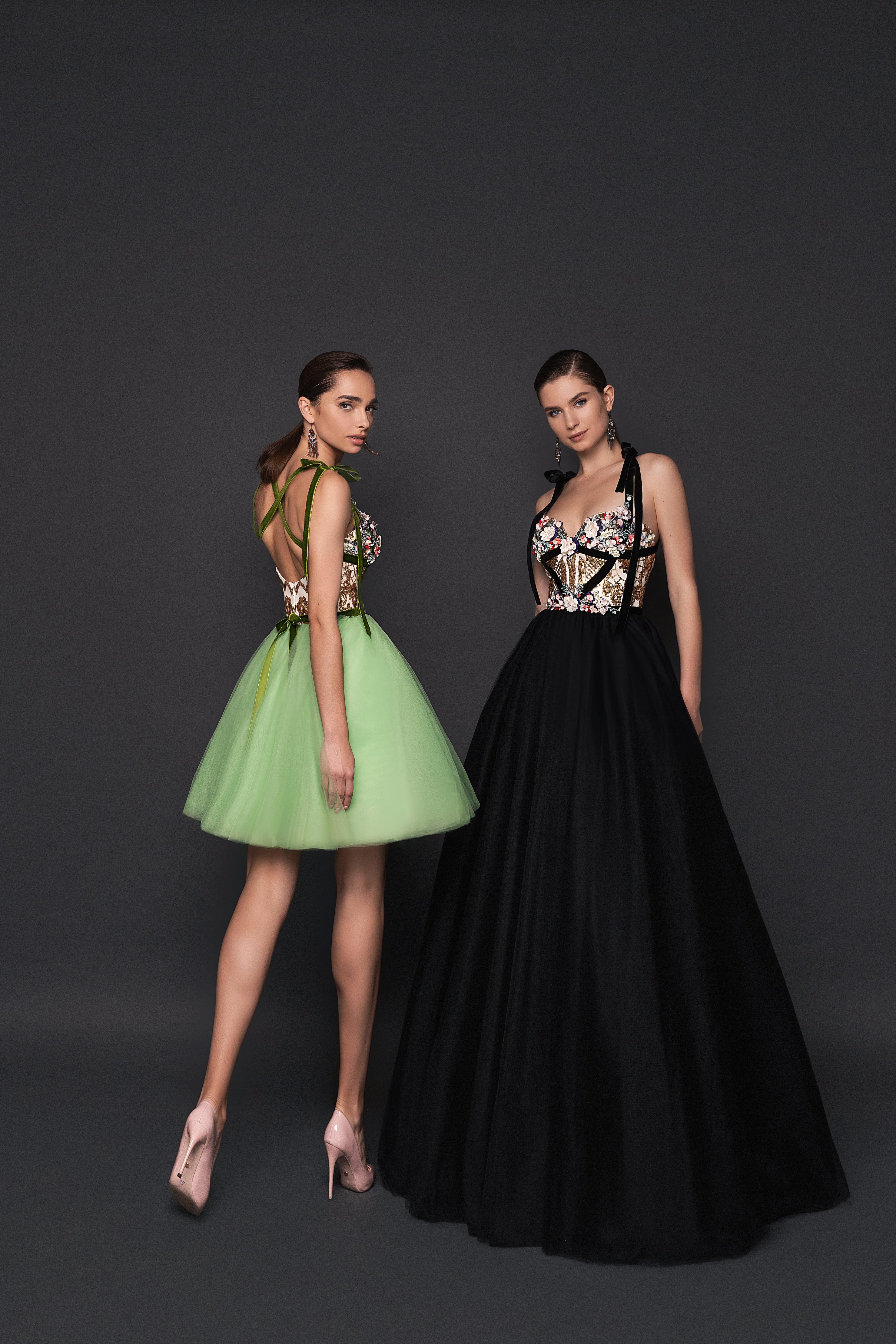 Вечірні сукні VN-049-1