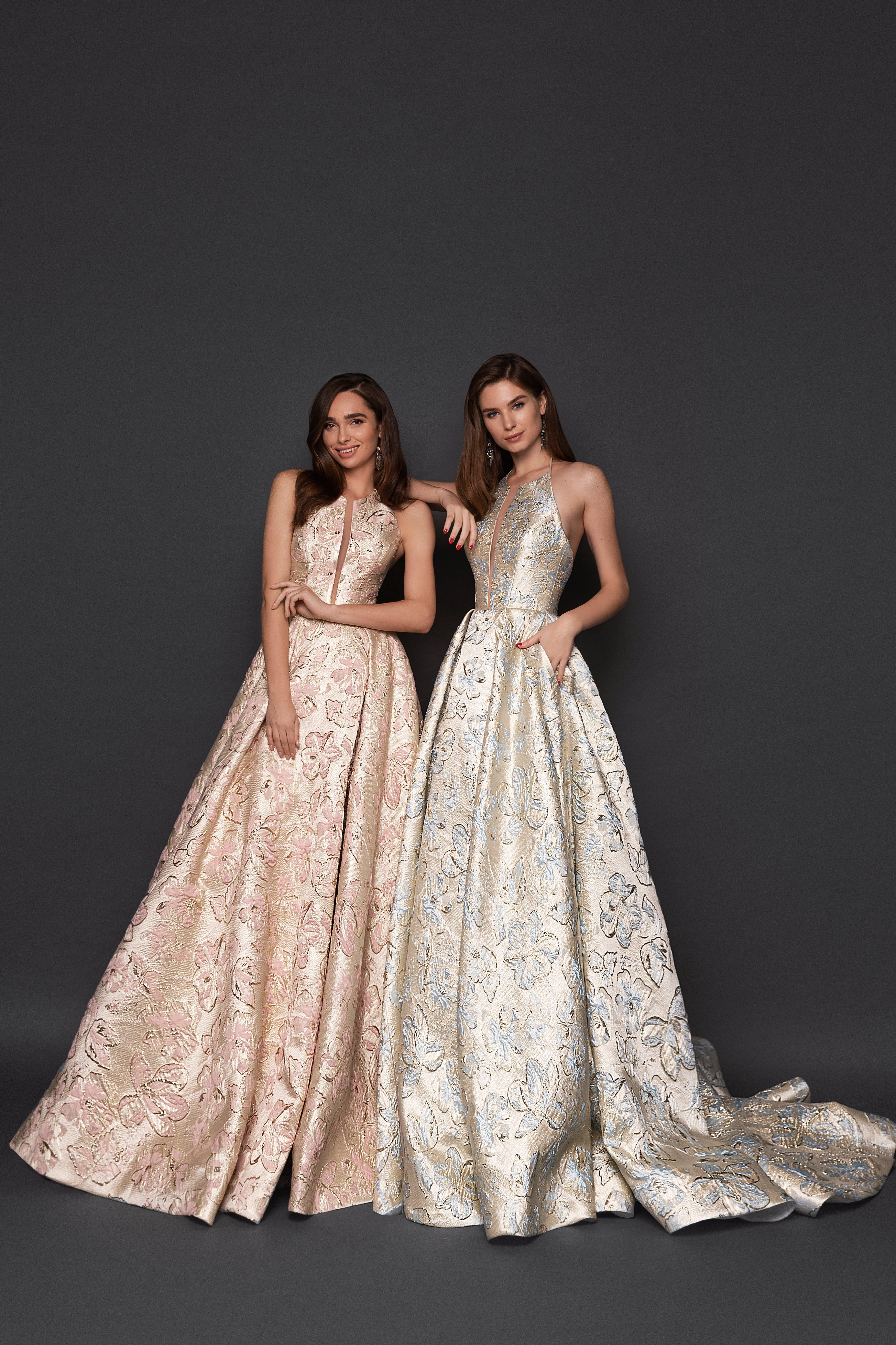 Вечірні сукні VN-051-1