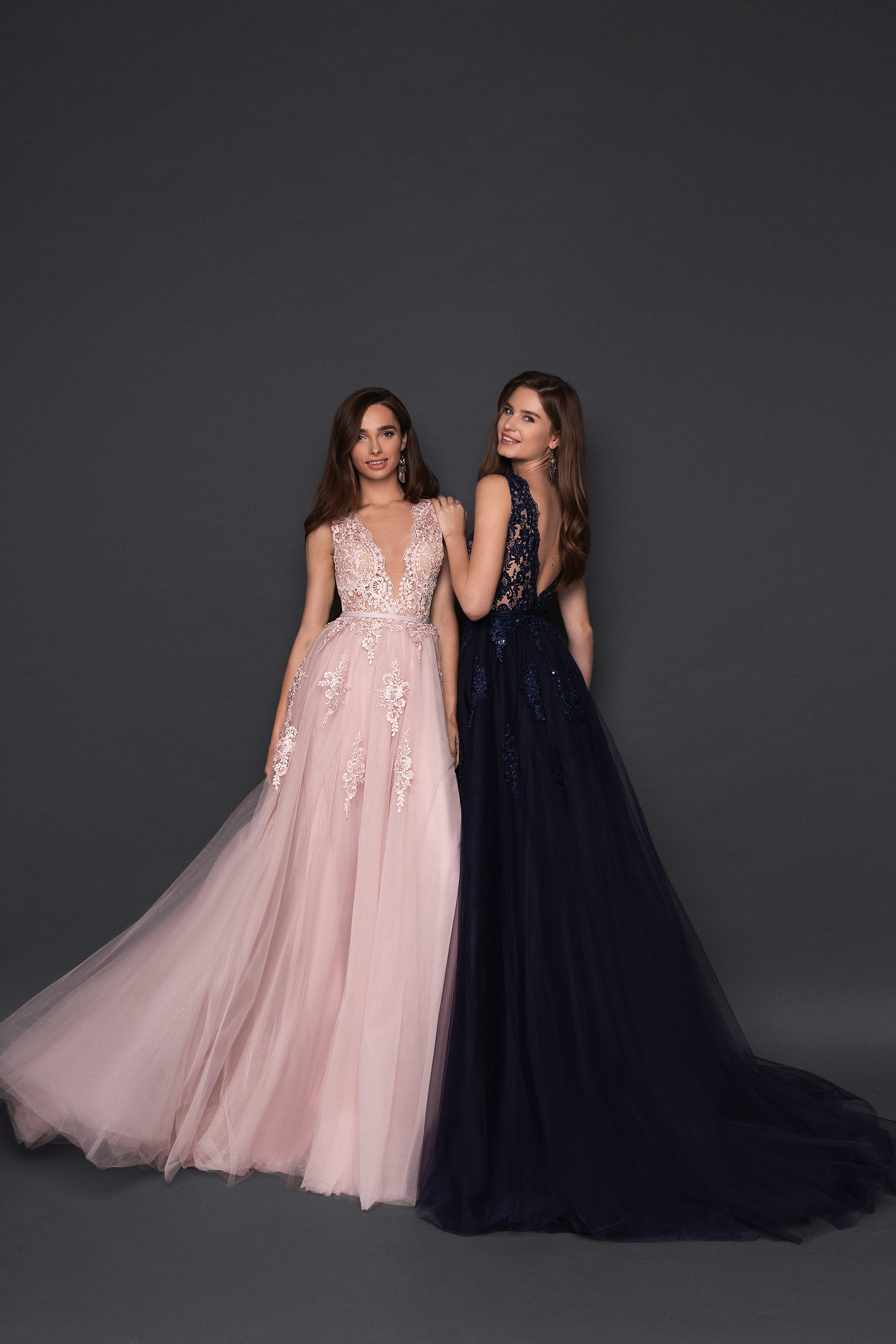 Вечерние платья VN-055-1