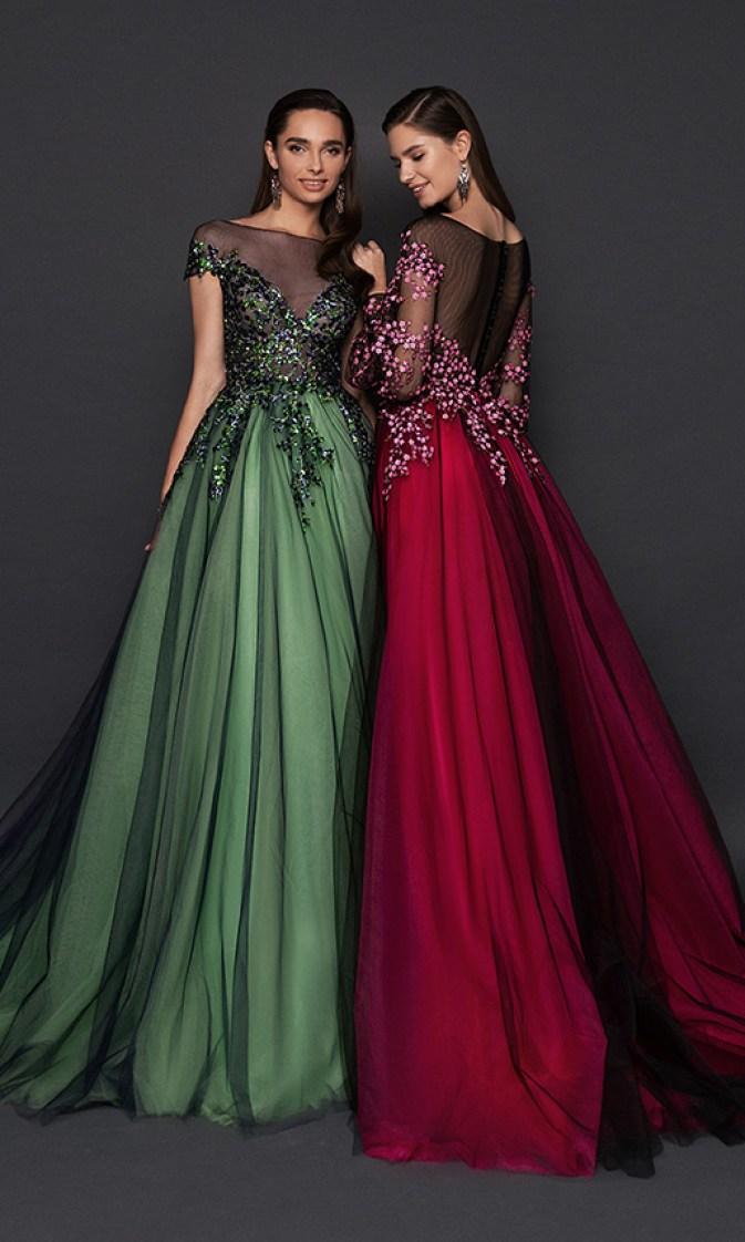Вечерние платья VN-045-2