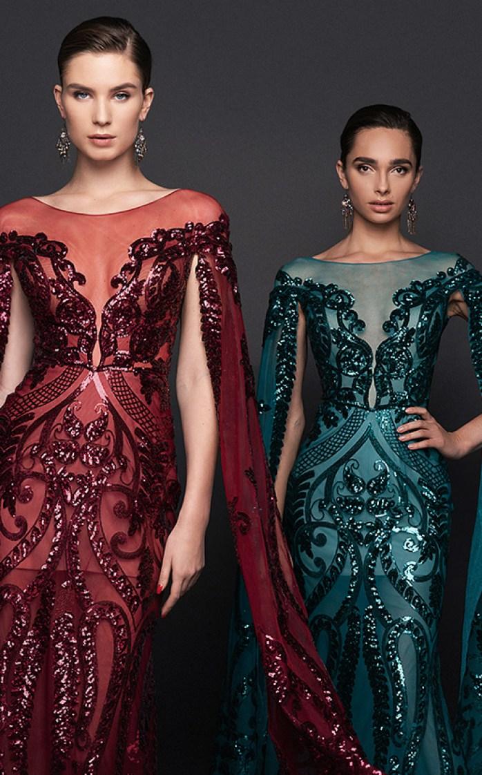 Вечерние платья VN-042-2