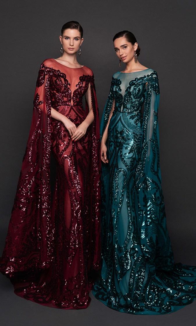 Вечерние платья VN-042-3