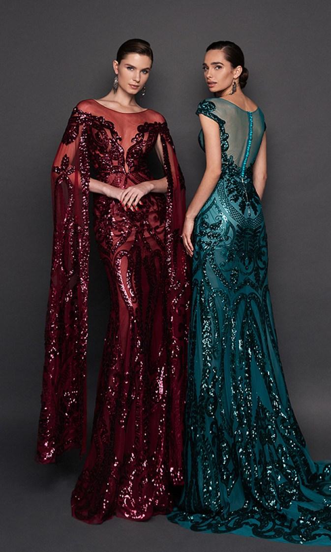 Вечерние платья VN-042-4