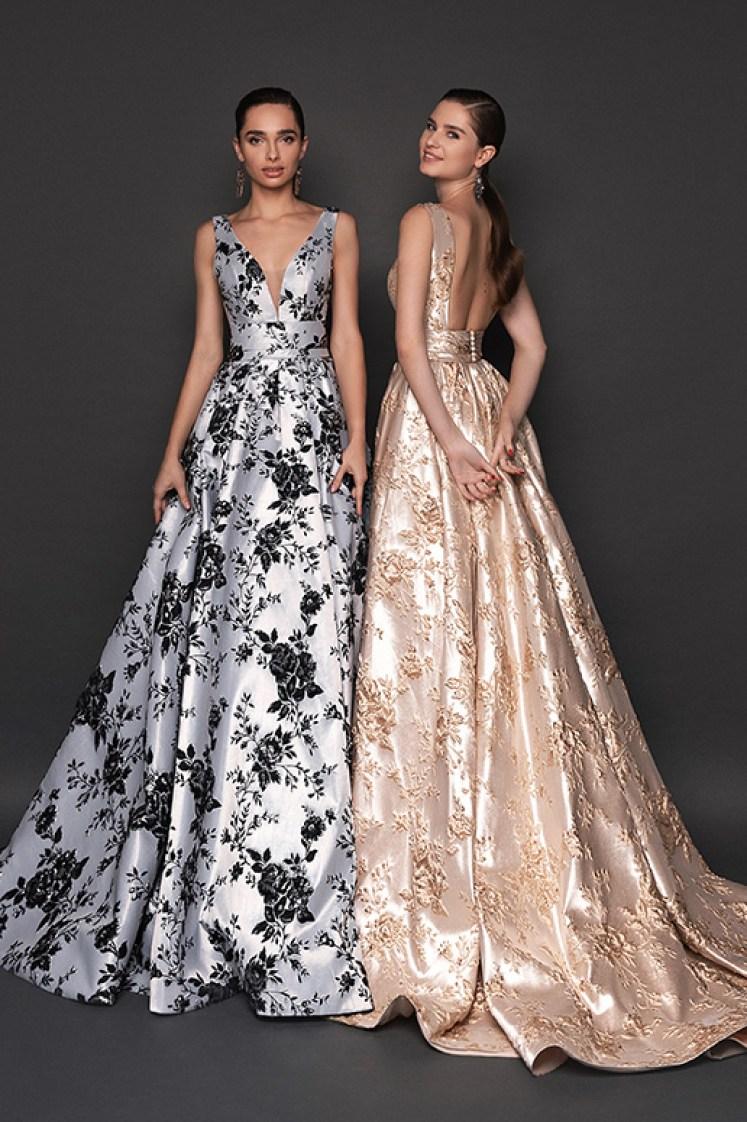 Вечерние платья VN-044-2