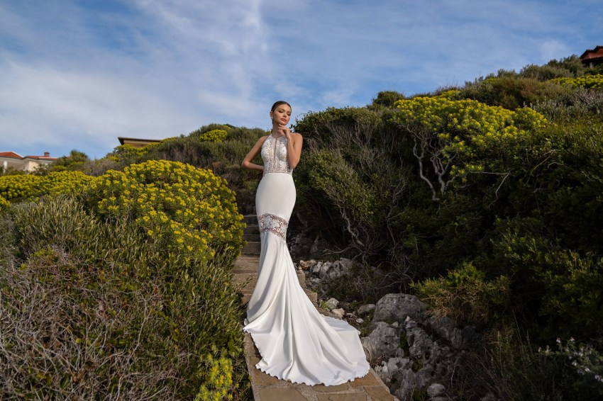 Свадебное платье в стиле бохо от Supernova-5