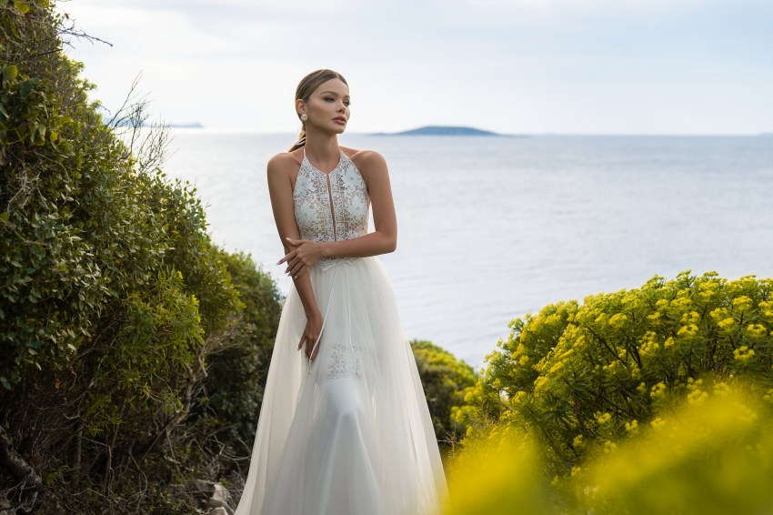 Весільна сукня в стилі бохо від Supernova-6