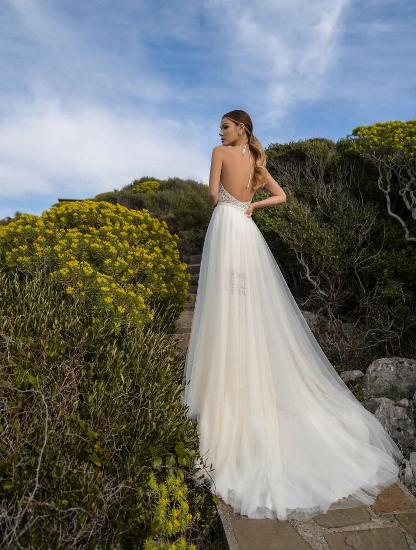 Supernova Boho Wedding Dress-8