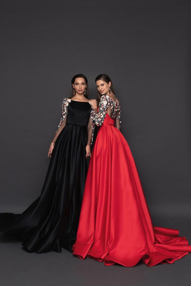 Вечерние платья VN-043-4