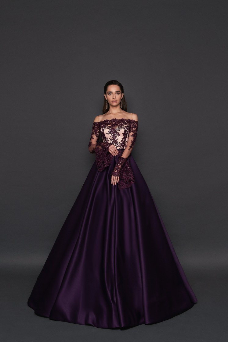 Вечерние платья VN-047-6