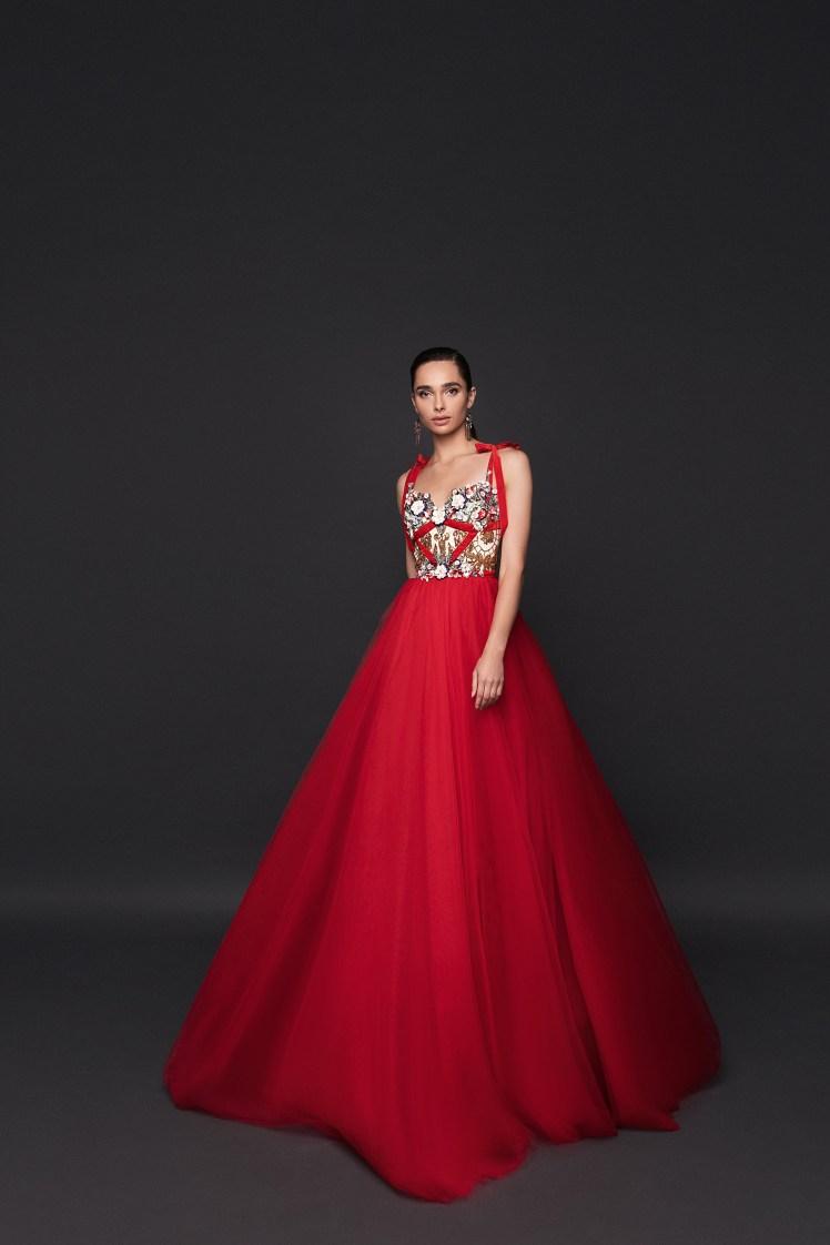 Evening dresses VN-049-3