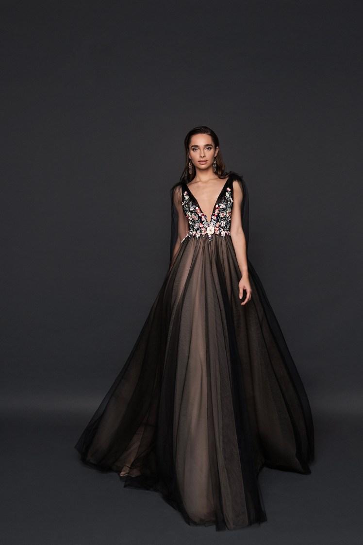 Вечерние платья VN-053-4