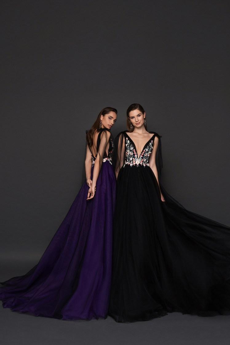Вечерние платья VN-053-3