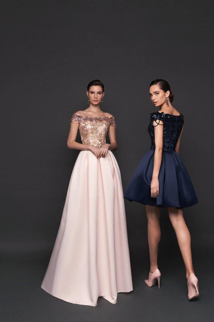 Вечерние платья VN-054-3