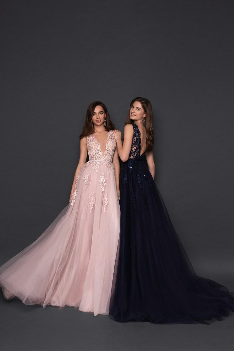 Вечерние платья VN-055-4
