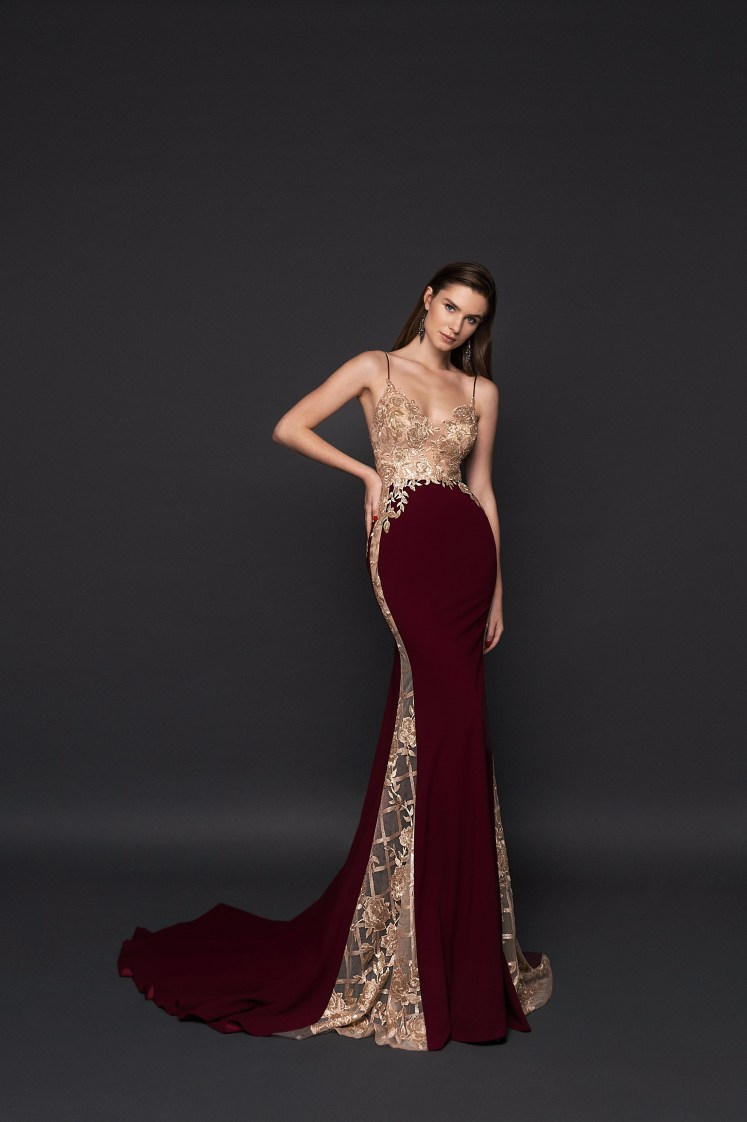 Evening dresses VN-056-4