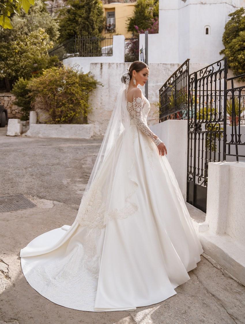 Beautiful bridal veil wholesale  | TM Supernova-2