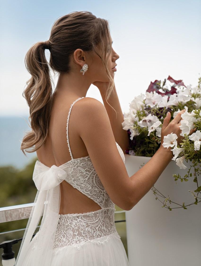 Свадебно платье в стиле бохо от Supernova-6