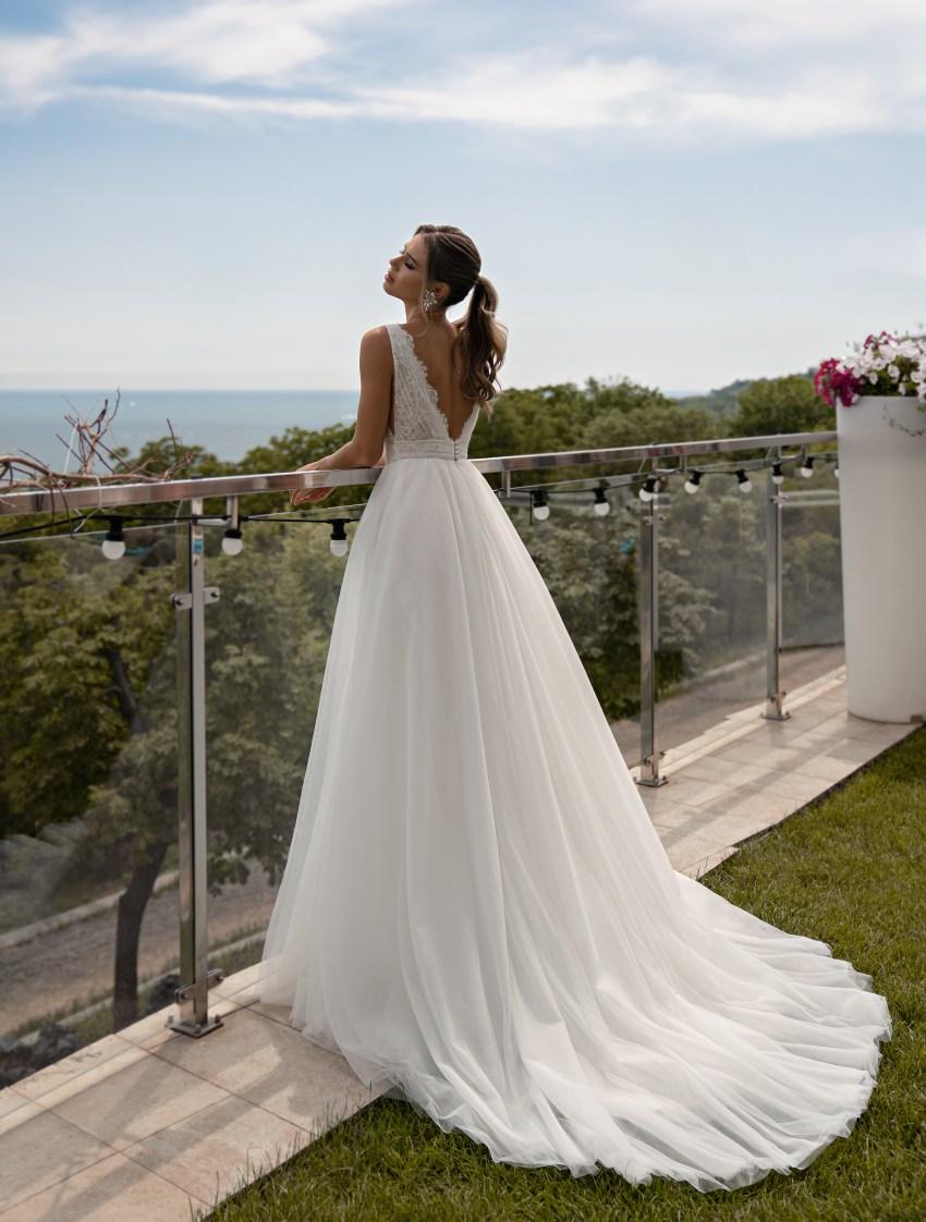 Легке весільну сукню оптом від Supernova-6