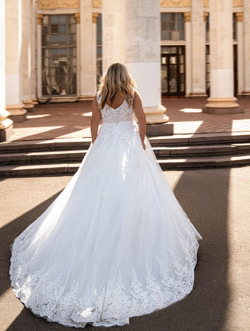 Свадебные платья SN-188-Floretta-12