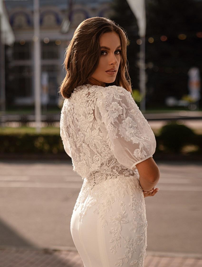 rochie silueta tip sirenă-7