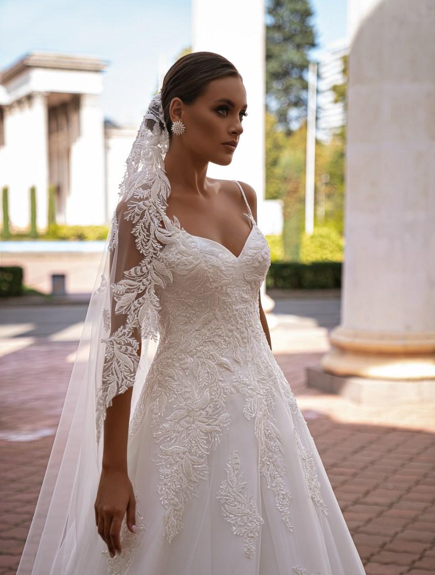 A-line wedding dress-10
