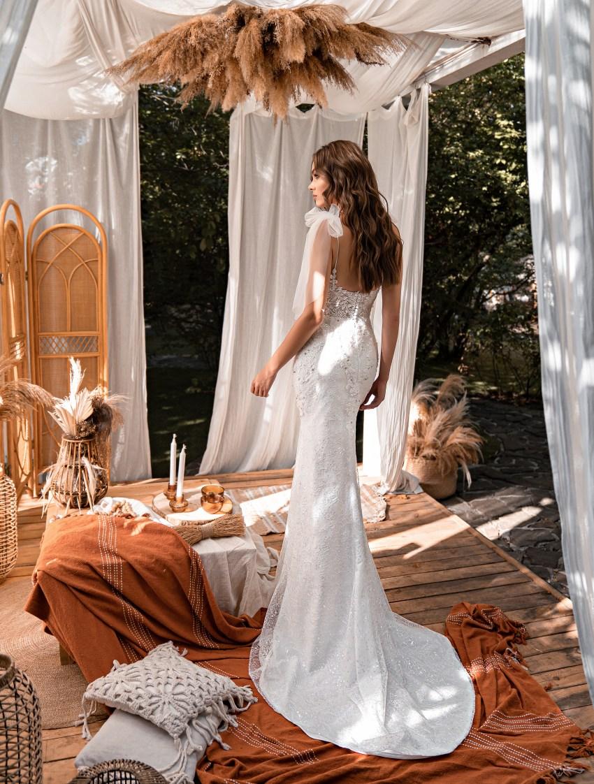 Платье силуэта «годе»-10