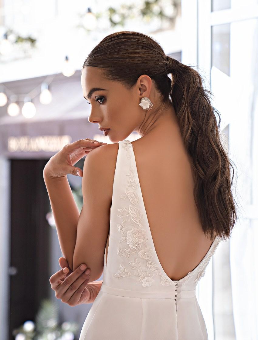 Весільна сукня силуету годе-10
