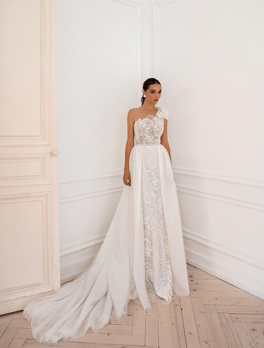 Supernova Wedding Dress-5