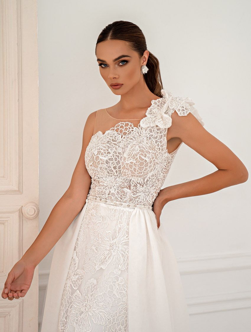 Supernova Wedding Dress-7