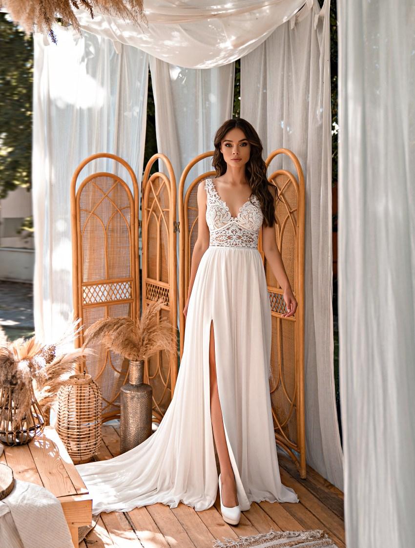 Весільна сукня в стилі «бохо»-7