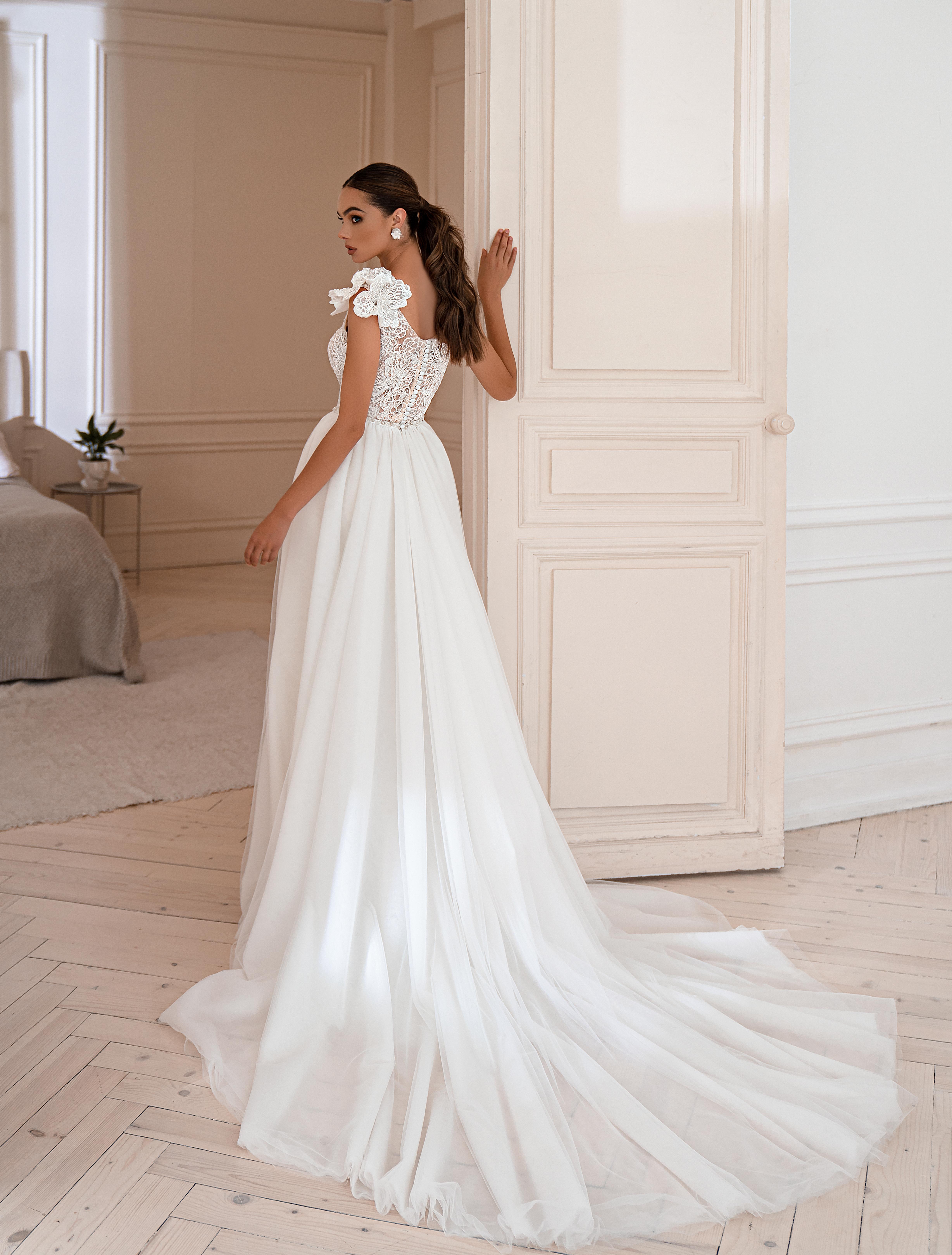 Supernova Wedding Dress-1