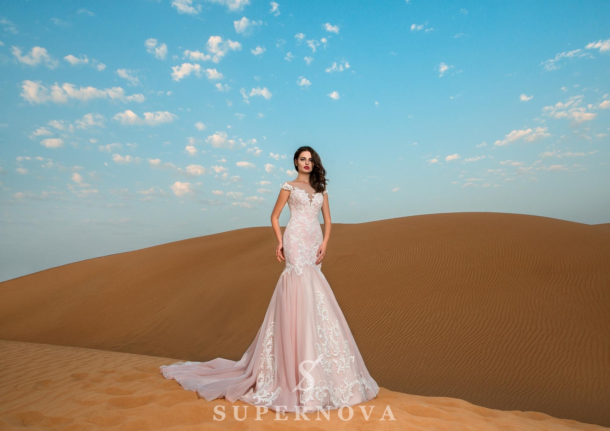 Весільна сукня на кокетці-1
